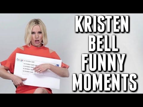 Kristen Bell Funny Moments