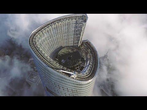 10 Edificios Espantosamente Altos que Sobrepasan las Nubes