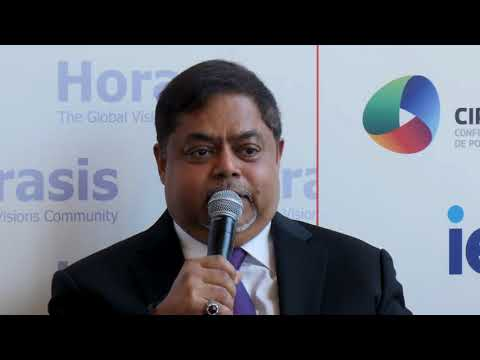 2018 Horasis Global Meeting: John D. Negroponte and Vijay Eswaran