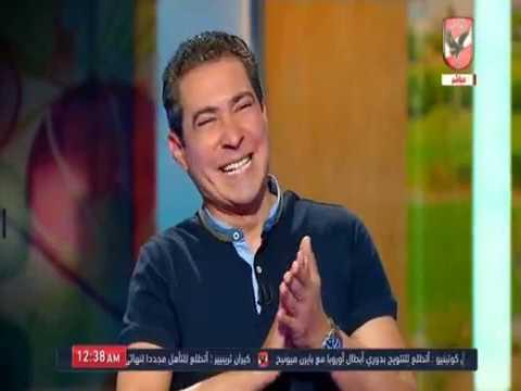 محمد بركات يكشف عن اسرار وذكريات تظهر لاول مرة عن 'عماد متعب +90'