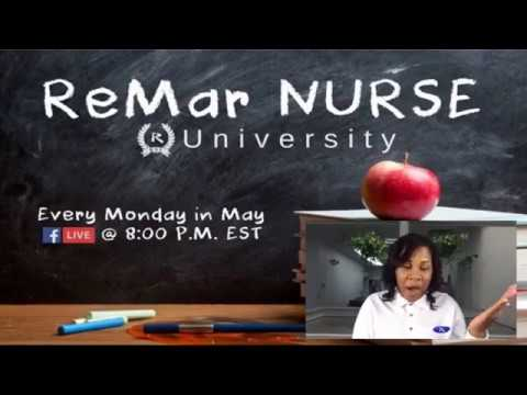 FREE NCLEX REVIEW EVERY MONDAY IN MAY!