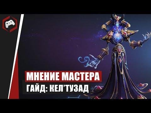 видео: МНЕНИЕ МАСТЕРА #156: «milosh» (Гайд - Кел'Тузад) | heroes of the storm