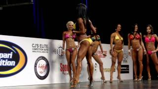 Pre judging - rock star bikini contest ...