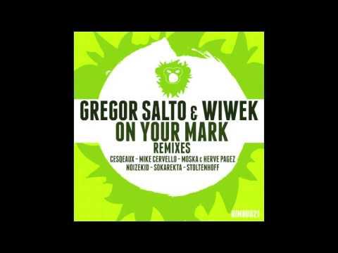 Gregor Salto & Wiwek - On Your Mark (Moska & Herve Pagez Remix)