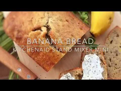 Banana bread recipe kitchenaid