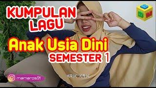 Download Mp3 Lagu Anak Paud Semester 1