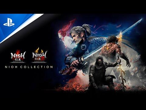 The Nioh Collection – Tráiler PS5 YA A LA VENTA con subtítulos en ESPAÑOL | 4K | PlayStation España