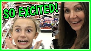 WHAT IS KAYLA SO EXCITED ABOUT? | We Are The Davises