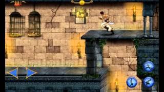 android-версии игр Prince of Persia и Contra