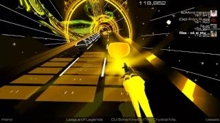 [Audiosurf 2] DJ Sona - Kinetic (The Crystal Method x Dada Life)