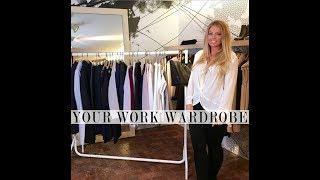 Work Wardrobe Essentials  - The Basics