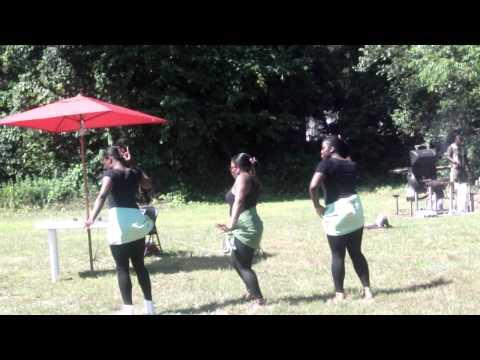 Folake Umosen Jesu Loba dance-- Part 1