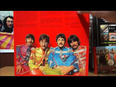 The Beatles - Sgt Peppers - Mini Reseña