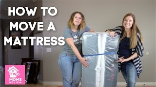 How to Move a Mattress - Best Way to Package, Transport and Protect a Bed