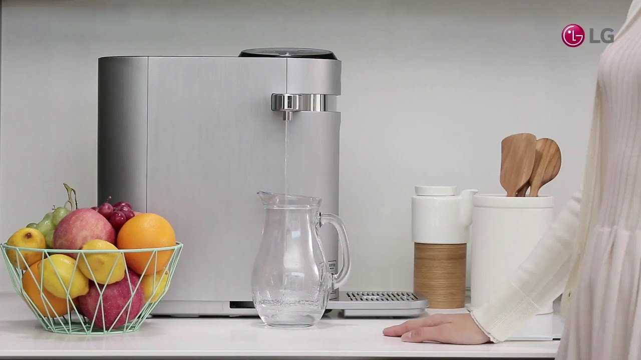LG Filtered Water Dispensers - Slim Design 180 Rotating Nozzle