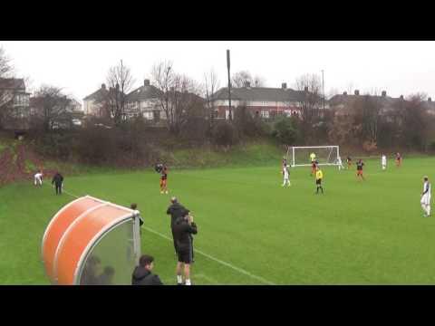 Nike Academy v Sheffield United U23
