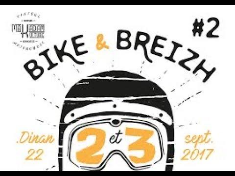 Bike And Breizh 2017 Rassemblement Café Racer
