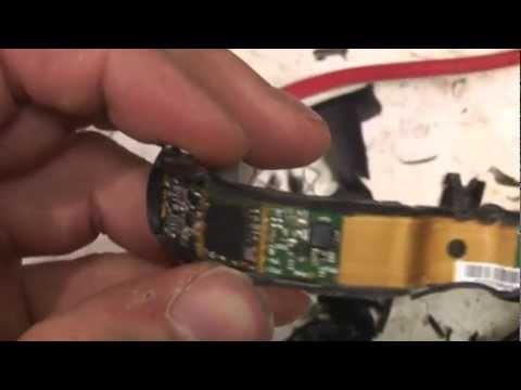 Nike+ Fuelband teardown