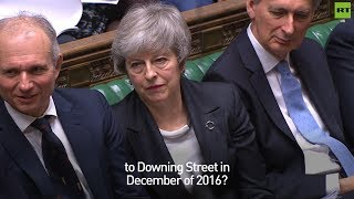Theresa May grilled about Cambridge Analytica meeting