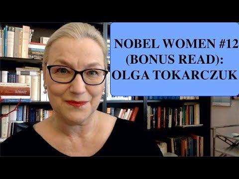 NobelWomen #12: Olga Tokarczuk