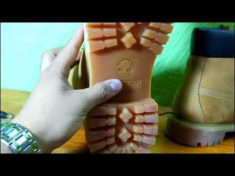 Despertar frotis frágil  botas timberland originales - YouTube
