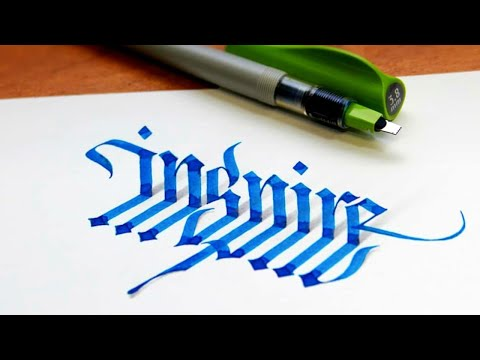 9 Calligraphers Who Take Lettering To The Next Level | Calligraphy Masters
