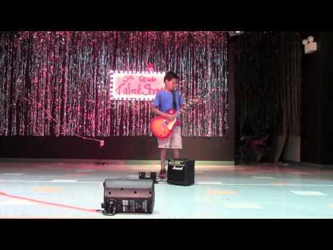 5th Grade Talent Show 2014