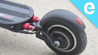 Review: TurboWheel Dart is a crazy powerful e-scooter