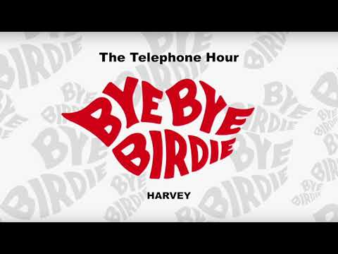 The Telephone Hour | Piano and Vocal Parts