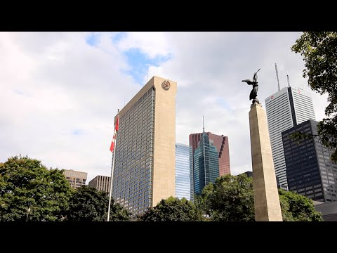 Sheraton Centre Toronto | Financial District Toronto
