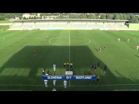 SLOVENIA - SCOTLAND (W)