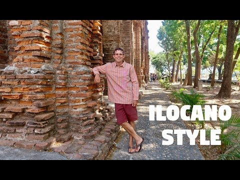 DRESSING UP ILOCANO STYLE IN THE PHILIPPINES (Filipino History and Clothes)