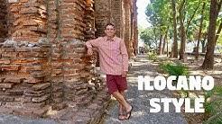 CANADIAN ILOCANO STYLE MODEL IN THE PHILIPPINES   BECOMINGFILIPINO ILOCOS NORTE