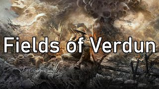 Sabaton | Fields of Verdun | Lyrics