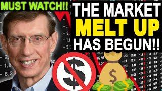 David Hunter: Stock Maŗket Melt-Up Has Begun | Massive Inflation Sending Gold to $10,000