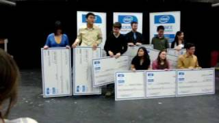 Ward Melville Intel Semifinalists Ceremony Part 3