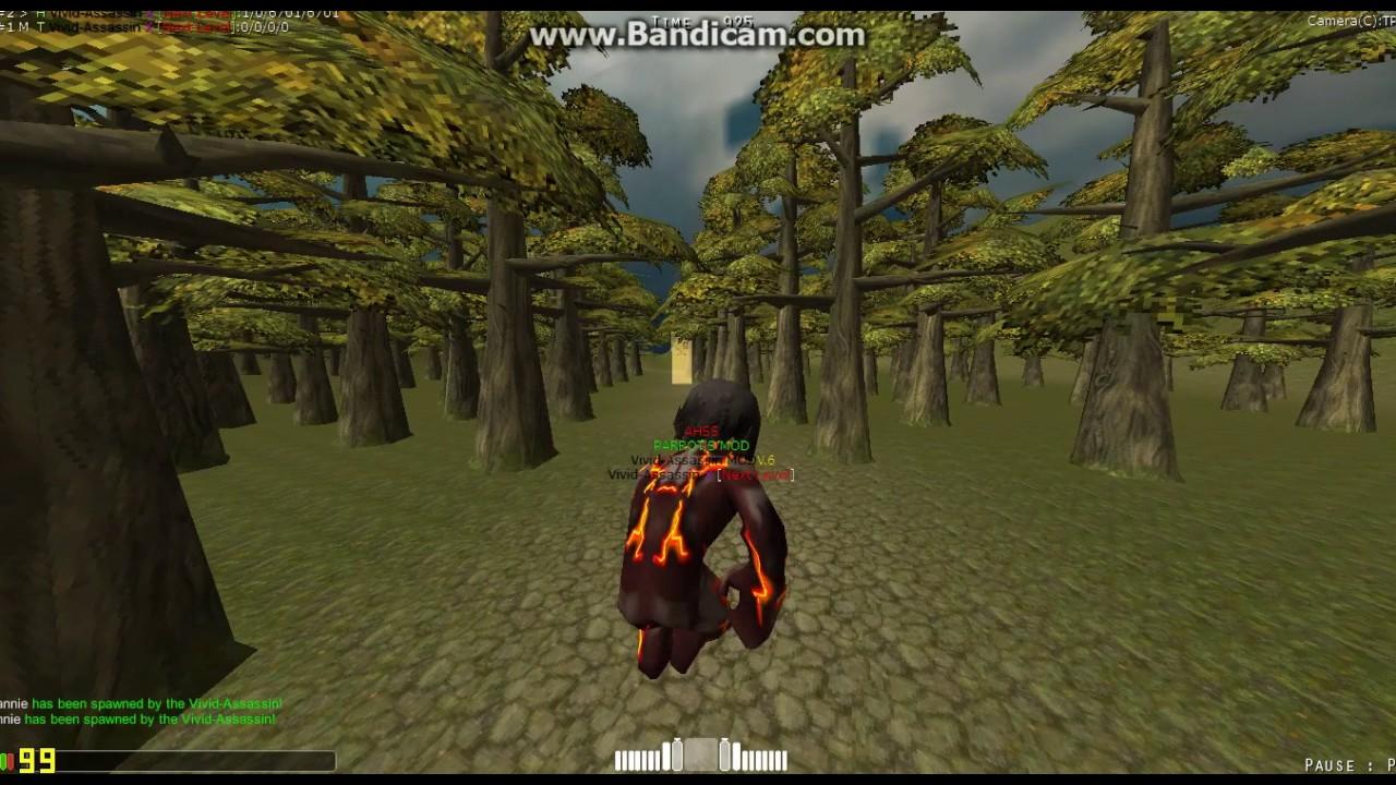 Attack On Titan Tribute Game: Download Mod Vivid Assassin ...