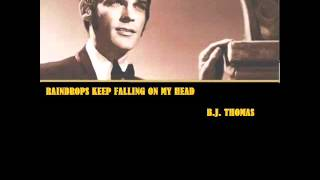 B.J. Thomas - Raindrops Keep Falling On My Head Sub Español