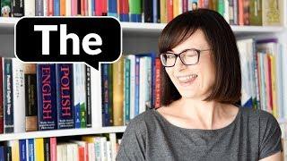 The – co to, po co i jak się czyta? | Po Cudzemu #182