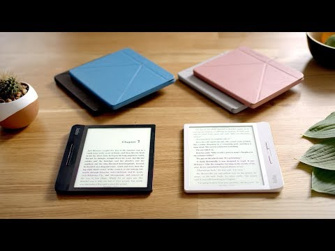 Kobo Libra H2O: Designed For A Better Reading Life