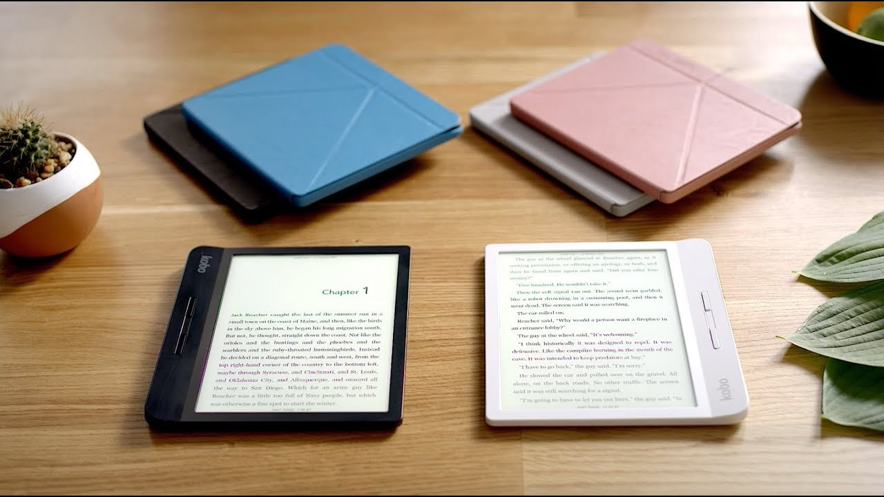 New 7″ Kobo Libra H2O Getting Released Soon | The eBook
