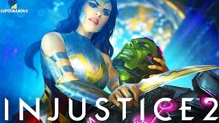 "Injustice 2: ""Wonder Woman"" Ending! - Injustice 2 Wonder Woman Multiverse Story Ending"