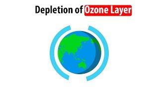 Depletion of Ozone Layer (ozone Hole)