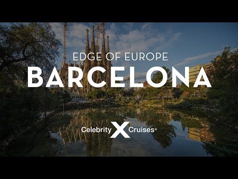Celebrity Cruises Edge of Europe Tour: Barcelona, Spain