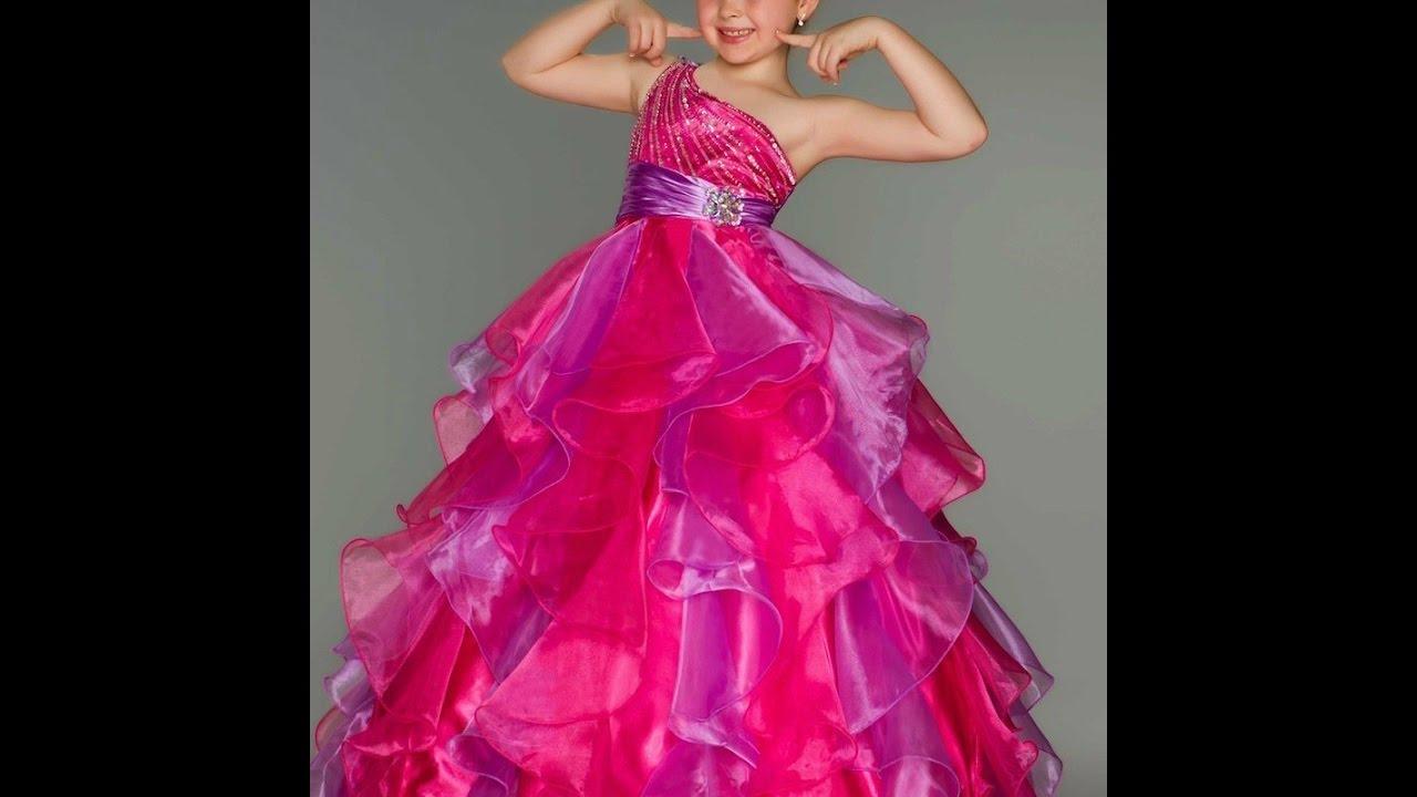 Vestidos Princesa - Para niñas - YouTube