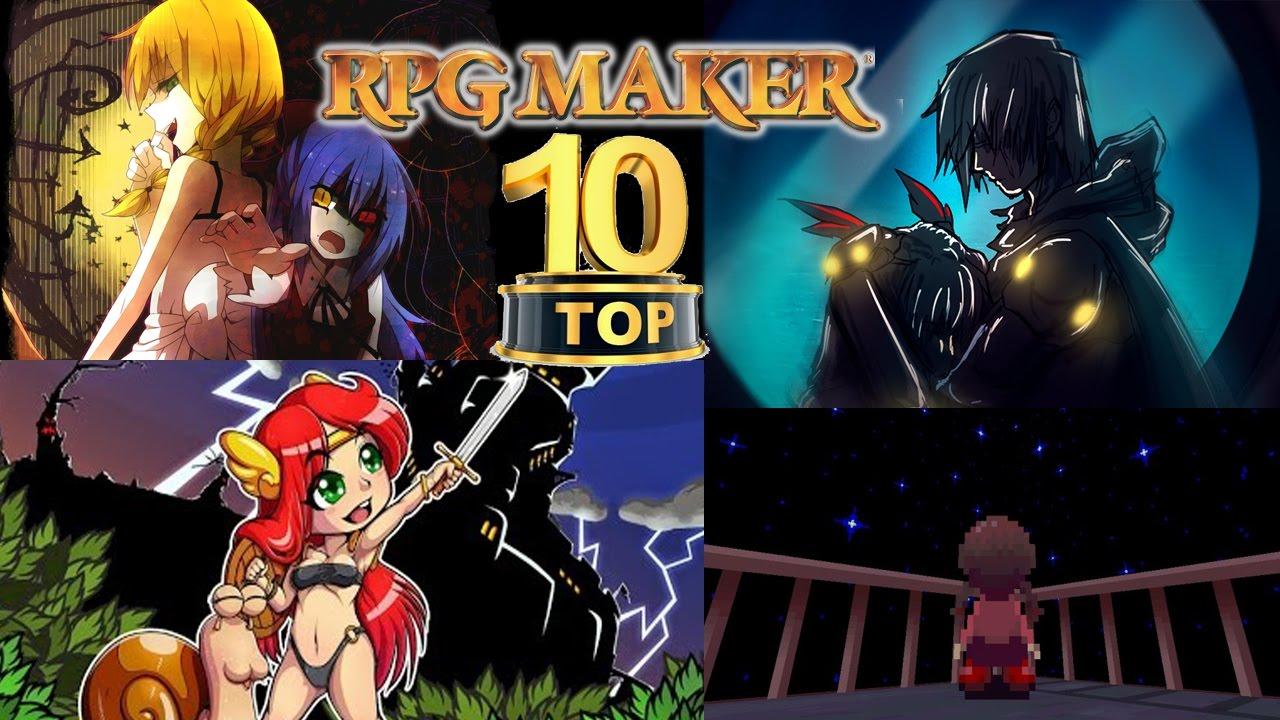 Top 10 Giochi RPG Maker [Speciale primo aprile]
