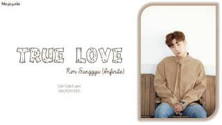 Video Kim Sunggyu (김성규) – True Love (INDO SUB) download MP3, 3GP, MP4, WEBM, AVI, FLV Oktober 2018