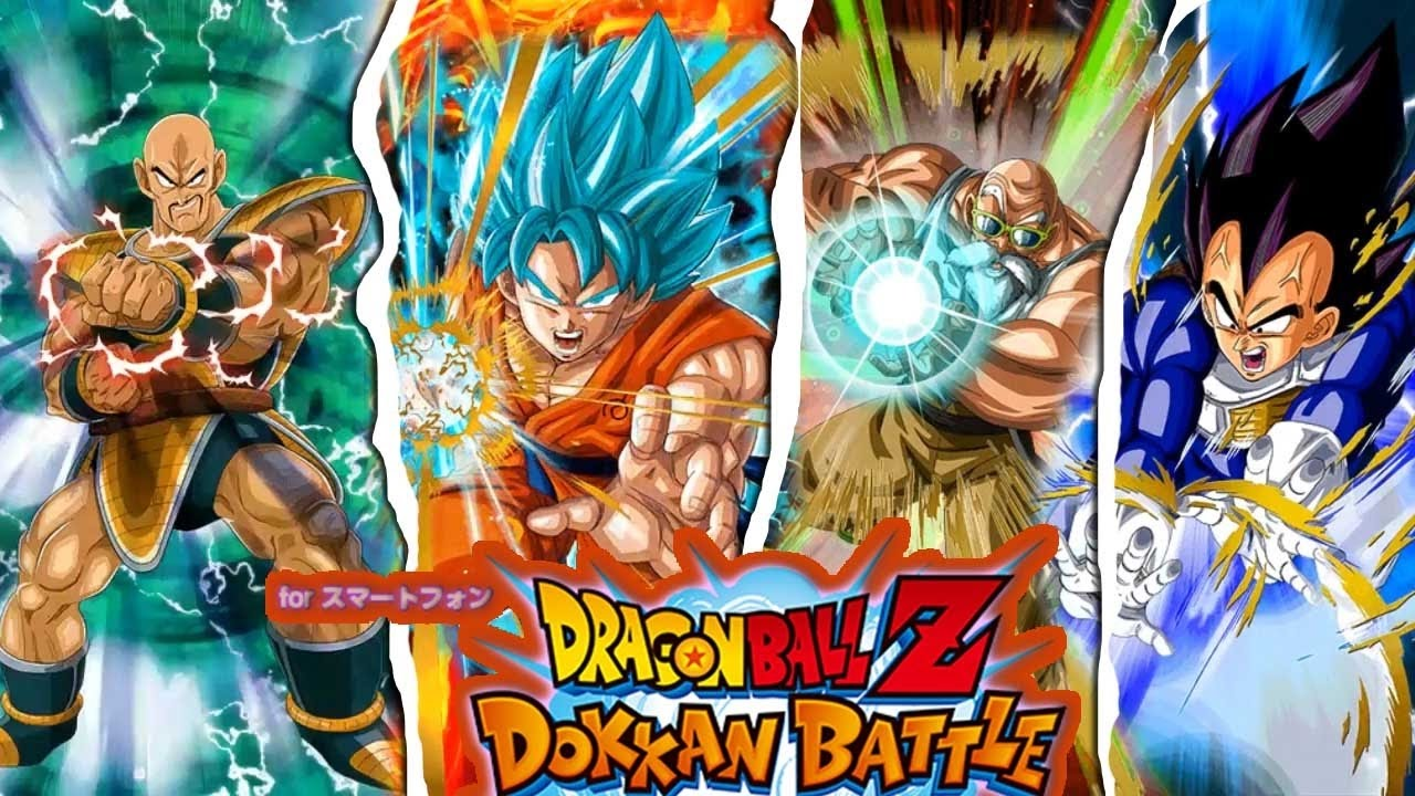 JAP PC TÉLÉCHARGER DOKKAN DBZ BATTLE