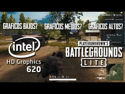 PUBG Lite En Intel HD Graphics L GAMEPLAY L PUBG Lite On Intel HD Graphics