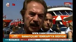 1-Yenikapi Da Demokrasi Ve şehitler Mitingi Tek Ses istanbul Tarihi Gün O.Gencebay Tatlises7.8.2016
